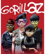 Группа Горилаз / Gorillaz