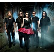 Группа Evanescence / Эванесенс  Официальный сайт Концертного Агента / Заказать / Пригласить на корпоратив или свадьбу, на день рождения, юбилей компании в ресторан или на частную вечеринку, в клуб - казино на презентацию или съемку в рекламном ролике