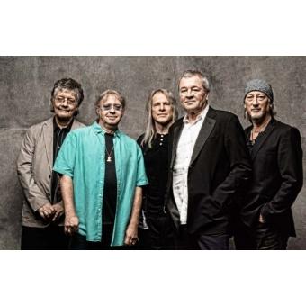 Группа Deep Purple / Диип Перпл заказать выступление на новогодний корпоратив, свадьбу / Пригласить Группа Deep Purple / Диип Перпл на юбилей компании, день рождения, вечеринку и другой частный праздник на официальном сайте концертного агентства « Disco Star / Диско Стар ».