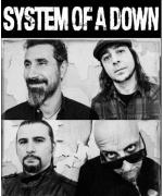 Группа System of a Down / Систем оф зе Доун