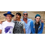 Группа Red Hot Chili Peppers / Рэд Хот Чилли Пепперс  Официальный сайт Концертного Агента / Заказать / Пригласить на корпоратив или свадьбу, на день рождения, юбилей компании в ресторан или на частную вечеринку, в клуб - казино на презентацию или съемку в рекламном ролике